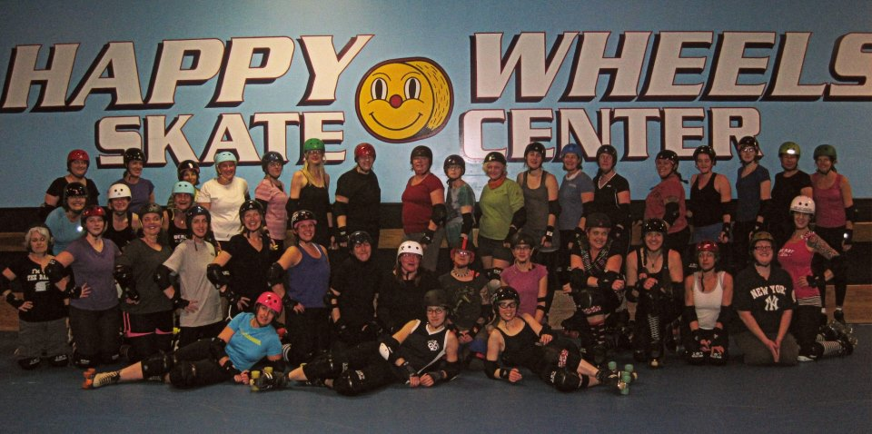 Derby Lite Beginner Class Portland Maine