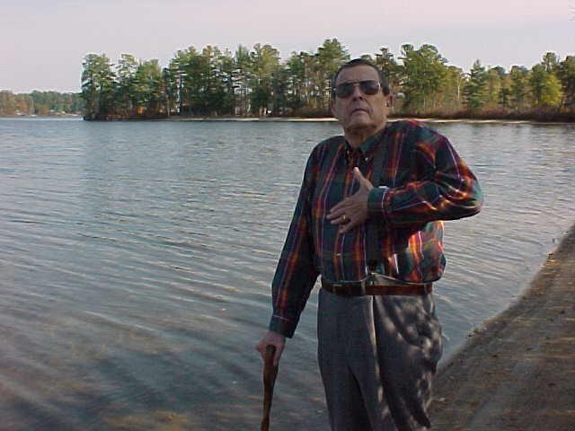 Watchic Lake Standish Maine
