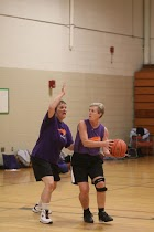 Basketball women over 50 Maine