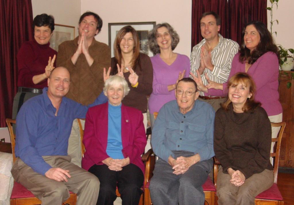 Swett family reunion