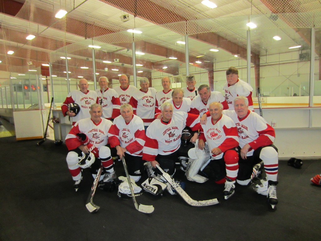 Rusty Blades Ice Hockey tournament