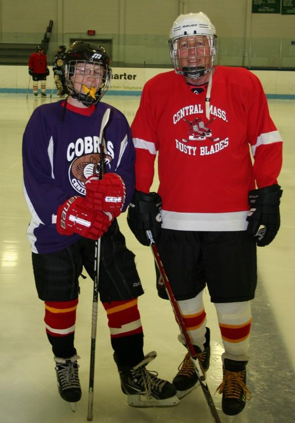 Ice Hockey over 50
