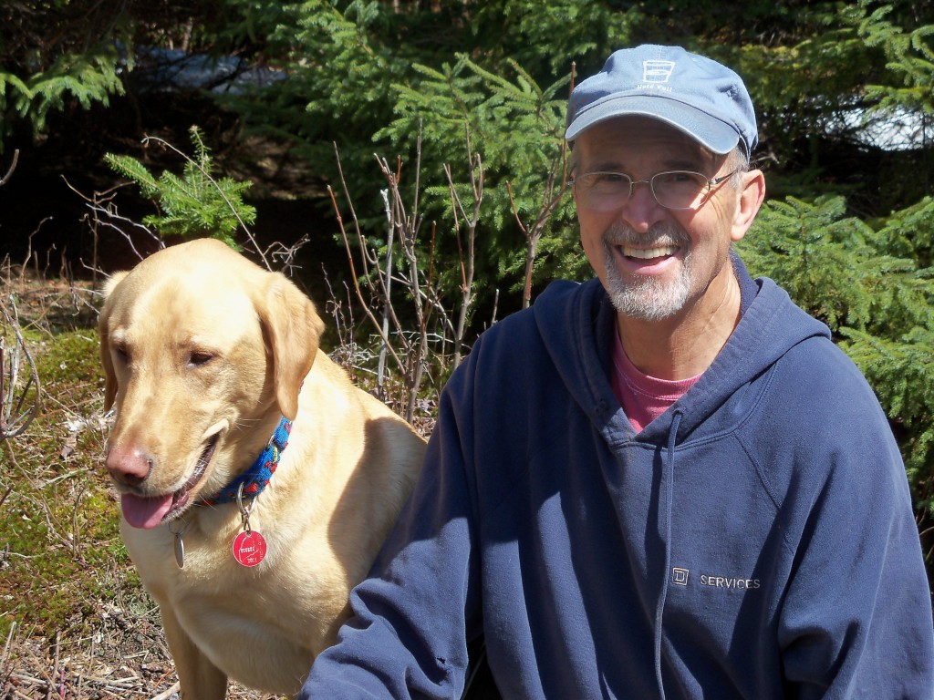 Picture of Den Morton, of Gorham, Maine. Helped start the The Gorham Cancer Prayer and Support Group.