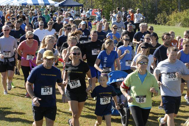 Runners 2013 Fight Back Festival