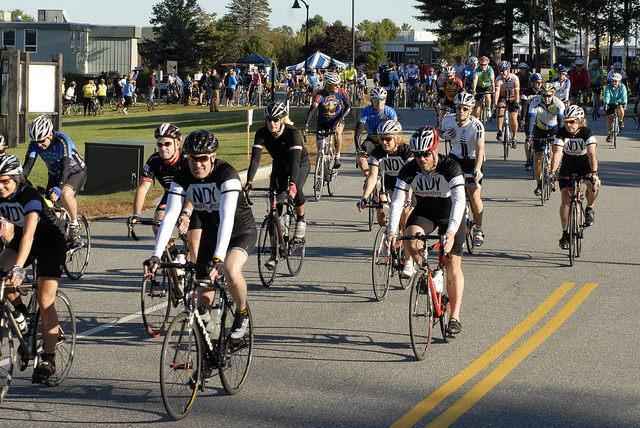 Not Dead Yet Bike Race