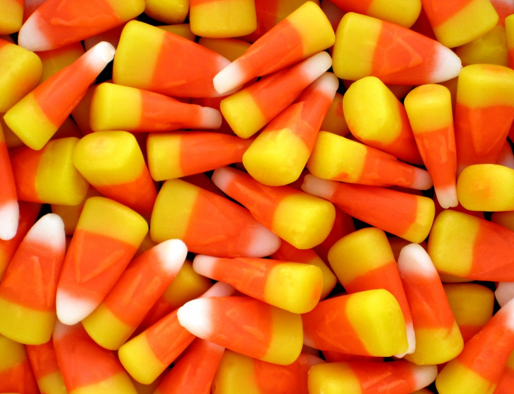 Diane's favorite halloween candy