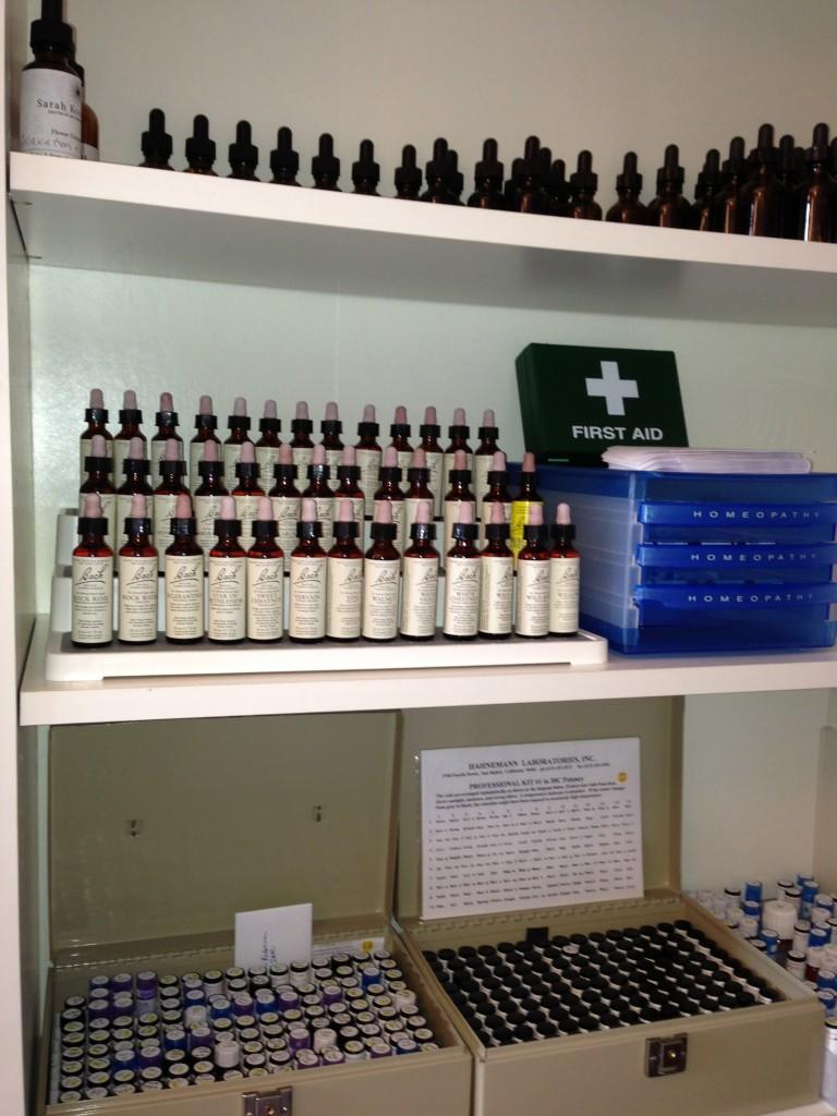 Homeopathic remedies/naturopathy