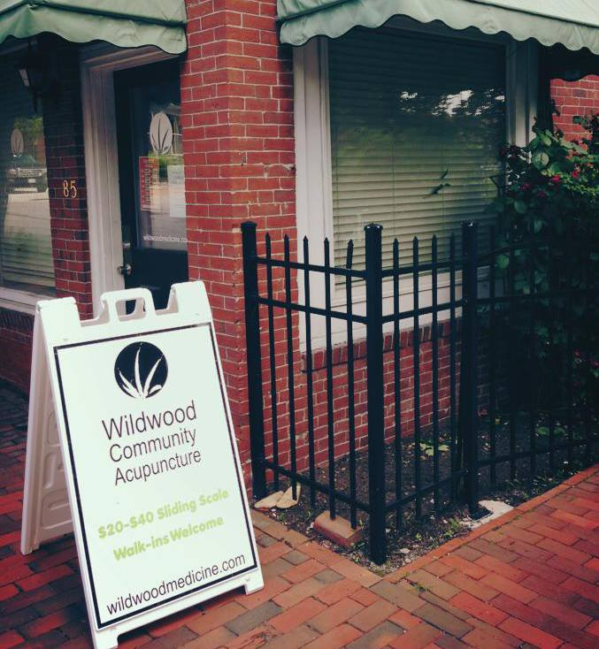 Wildwood Community Acupuncture exterior