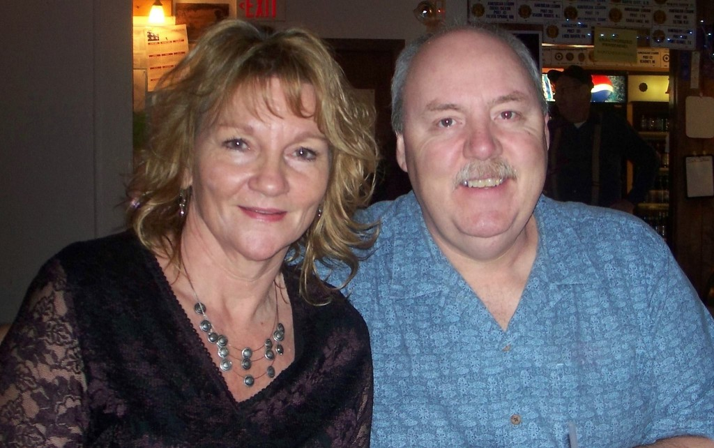 Chuck and Jo-Ellen Kelley
