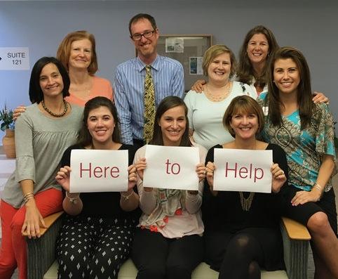 Resource Center staff