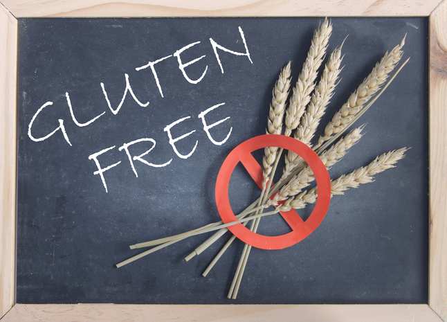 Gluten free symbol