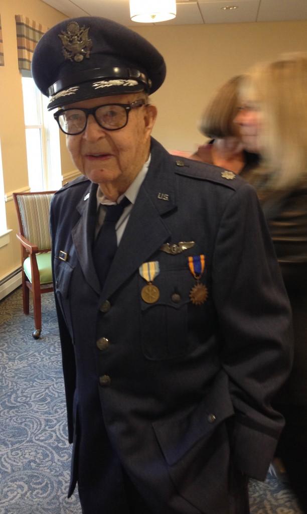 Colonel Burton Curtis