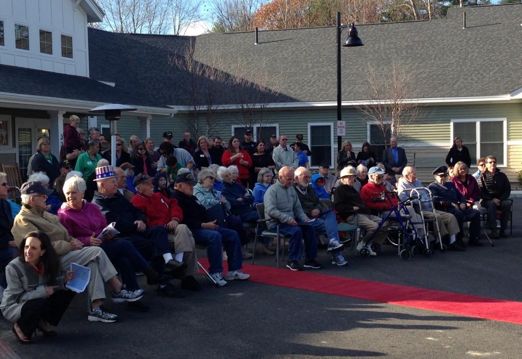 Avita Veterans Day Service