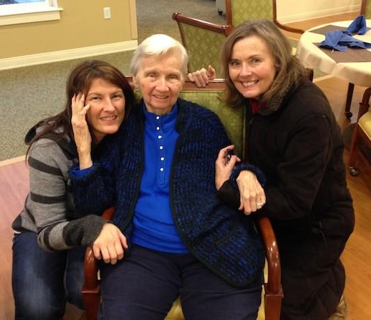 Mom Thanksgiving 2014