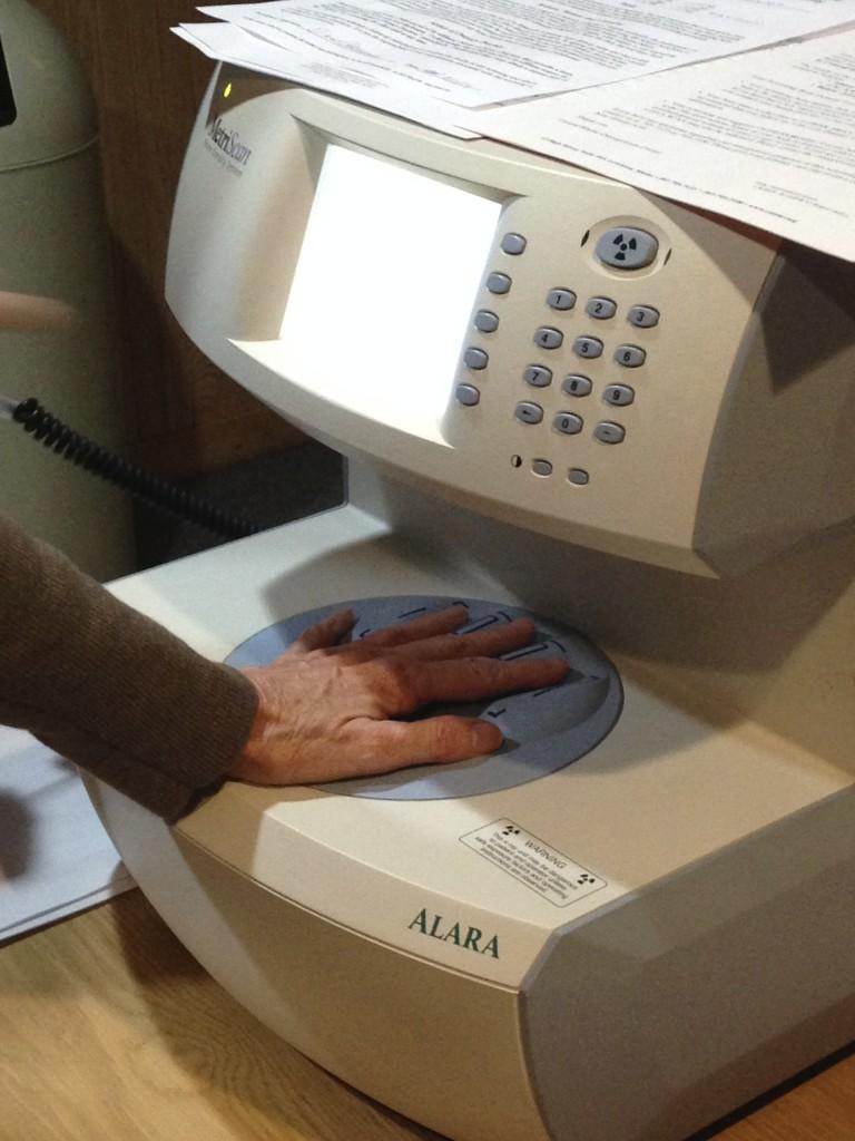 Wrist screening