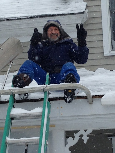 Don T Ever Shovel Snow Like My Husband Does Catching