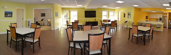 Stewart Center inside