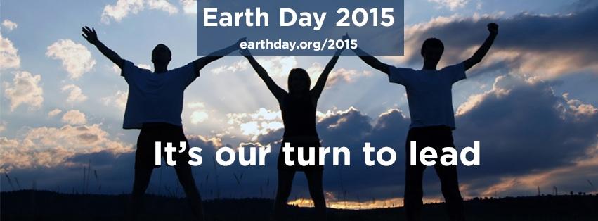 Earth Day 2015 logo