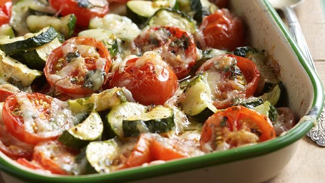 Tomato casserole