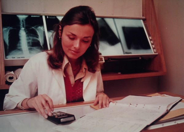 Diane Atwood, Radiation Therapist