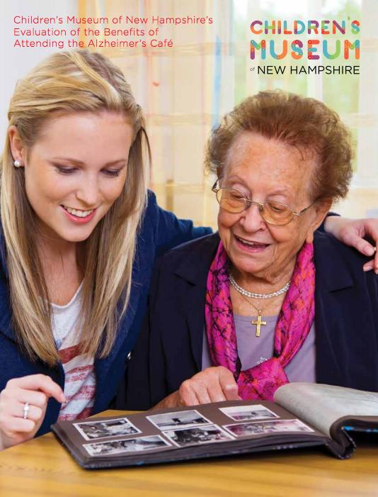 Alzheimer's Cafe Report Cover