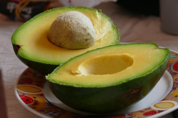 Avocado, healthy food