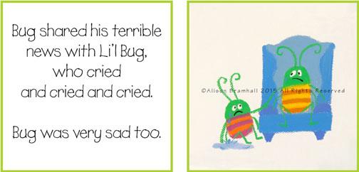 Page 3 Bug in a Jar