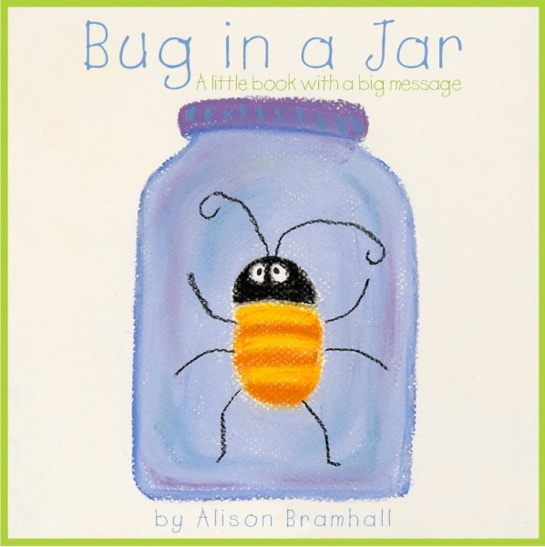 Bug in a Jar cover