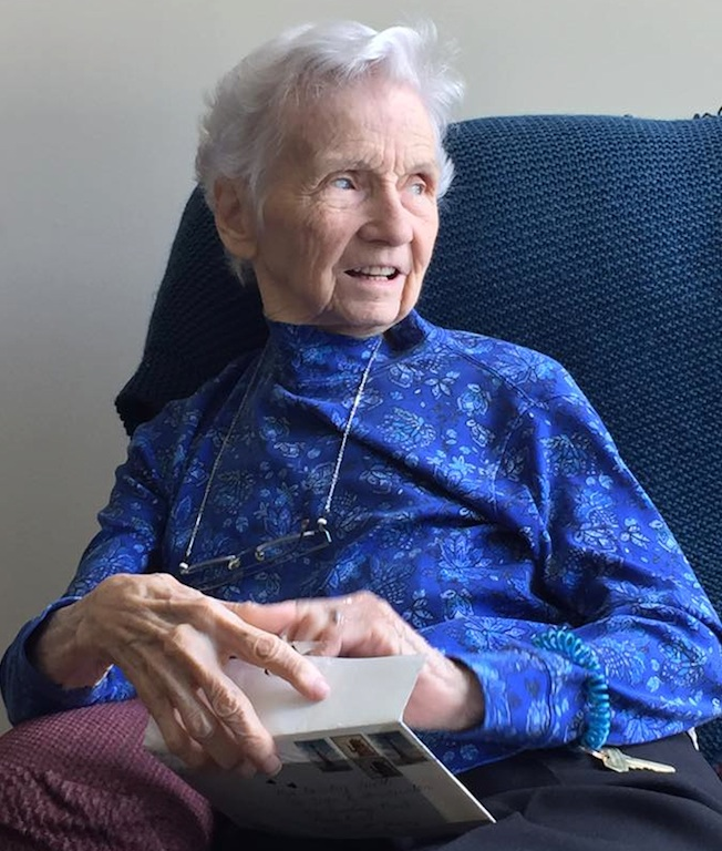 Diane Atwood's mother