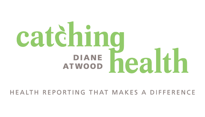 Catching Health with Diane Atwoo Logo