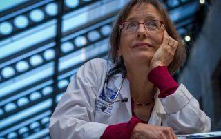 Dr. Diane Meier/palliative care specialist