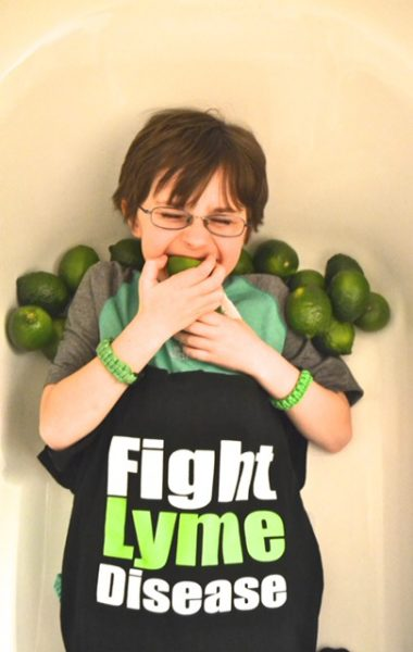 Miles Zelasko fighting Lyme Disease