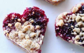 Tin Pan Bakery cranberry oat bar