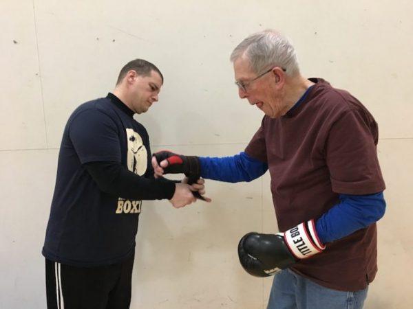 Don Harris/Rock Steady Boxing