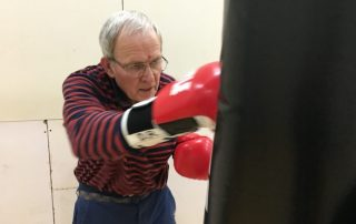 Doug Richmond Rock Steady Boxing