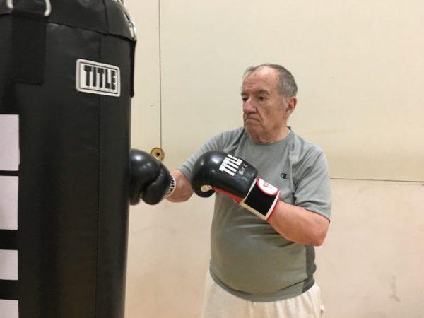 Bill Konzal/ rock steady boxing