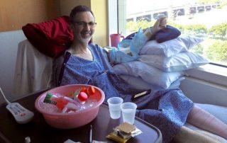 Stretch Tuemmler cancer patient
