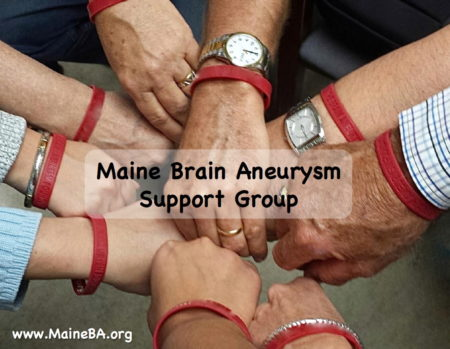 Maine Brain Aneurysm Support Group @ Dana Health Education Center, MMC | Portland | Maine | United States