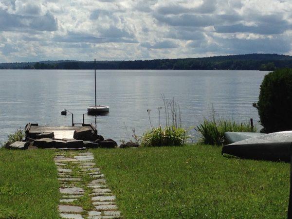 Tick-free summer at the lake