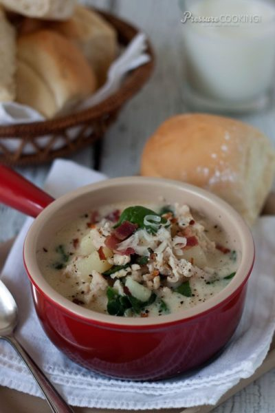Clam and Kale Soup