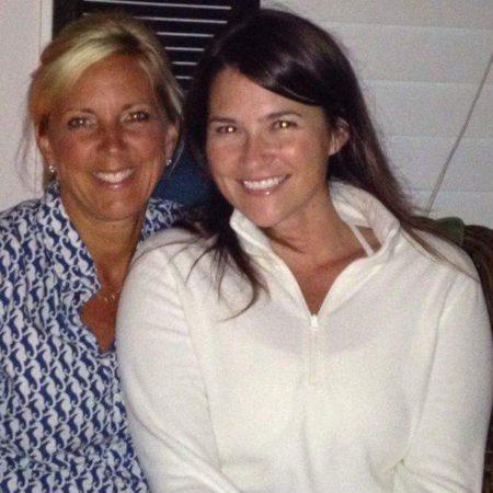 Nicole and sister Chris