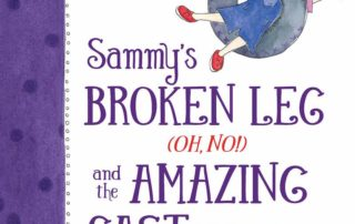 Cover Sammy's Broken Leg