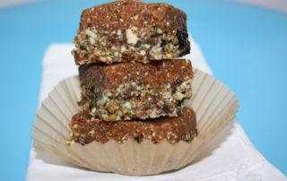 Salted caramel crunch bar