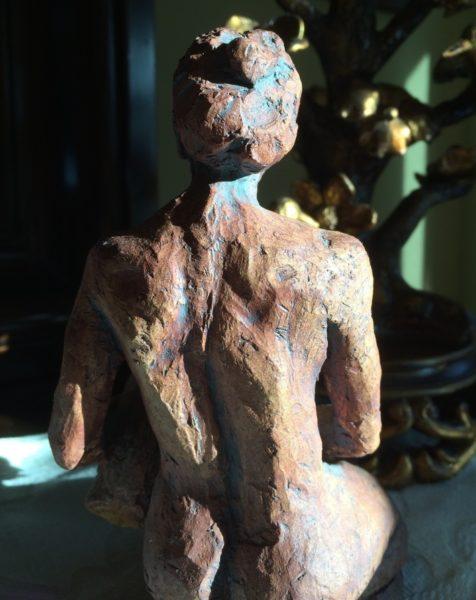 Jen Micoleau sculpture/Pilates
