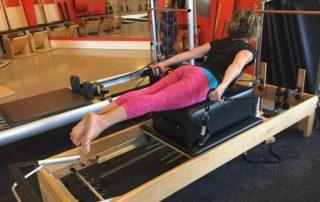 The Pilates Reformer