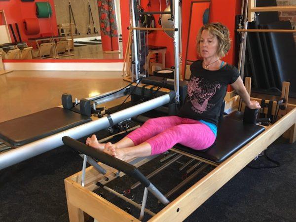 Pilates/reformer
