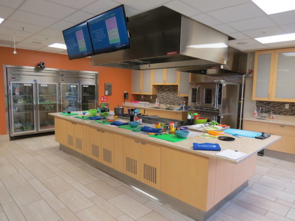 MaineGeneral Teaching Kitchen