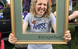 Pastor Maria Anderson Lippert/Arise Portland
