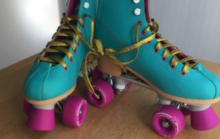Jen's birthday skates