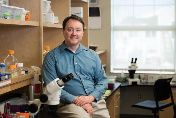 Dr. Aric Rogers longevity researcher